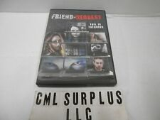 *FRIEND REQUEST DVD MOVIE FREE SHIPPING