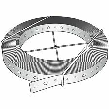 Abey PUNCHED STRAPPING Dispenser Pack Galvanised, 25x0.8mmx30m *Australian Made