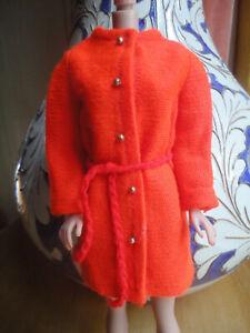 Original Mattel Barbie Clothes 1970 ANTI FREEZERS # 1464 GC Black Label