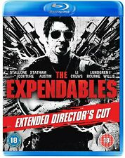 Expendables - Extended Director's Cut (Blu-ray) Sylvester Stallone