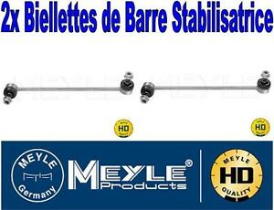 2 Biellette Barre Stabilisatrice AV MEYLE HD SEAT LEON 2.0 TDI 140CH