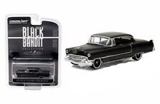 `55 Cadillac Fleetwood Series 60  BLACK BANDIT 1955 *** Greenlight 1:64 OVP