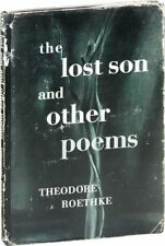 Theodore Roethke THE LOST SON & OTHER POEMS 1st ed/DJ 1948
