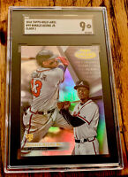 2018 Ronald Acuna Jr. Topps Gold Label Class 1 Rookie #99 SGC 9 Mint RC Braves