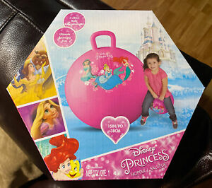 """Disney Princess 15"""" Hopper Ball For Kids by Hedstrom Ultimate Bouncing Fun"""