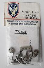 Le Phoenix TK015 Alpine A110 Monte Carlo 1971 Conversion Kit 1:43