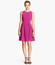 H&M Casual Sleeveless Skater Dresses for Women