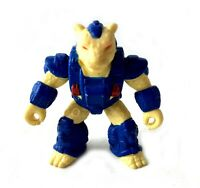 Jaded Jag #31 Vintage Battle Beasts Action Figure No Rub 1987 1986 Blue Variant