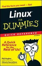 Linux for Dummies Quick Reference by Viktorie Navratilova and Phil Hughes...