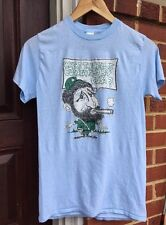 """Vintage 70s HATCO SULLY """" WHERE THE HELL IS.. CUBA"""" Ched 50/50% Thin T Shirt."""