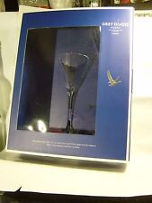 1 lot 6 Grey Goose LIMITED EDITION set of 2 X 4.5 OZ. MARTINI COCKTAIL GLASSES