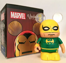 Disney Parks Marvel Vinylmation Series 3 Iron Fist w/ box and bag