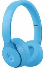 Beats Solo Pro Wireless Noise Cancelling Headphones Light Blue | 100% Authentic