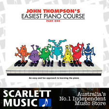 John Thompson's Easiest Piano Course - Part 1 (One) Book Only *BRAND NEW*