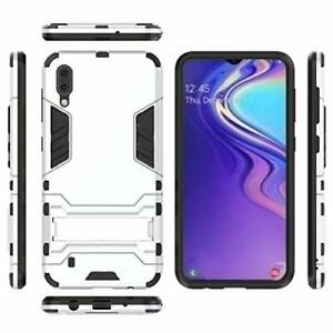 For Samsung Galaxy A10E - Shockproof Hybrid Armor Stand Rugged Phone Case Cover