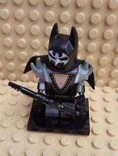 Lego ~The Batman Movie Series ~ Glam Metal Batman ~ Minifigure ~ 71017 ~ KISS