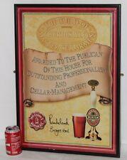 Vintage Advert / Advertising Pub Mirror IND COOPE'S BURTON ALE [PL1771]