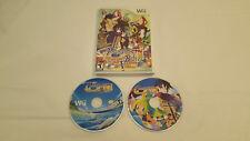 Phantom Brave: We Meet Again  --  Nintendo Wii Game w/ Case & Digital Art Disc