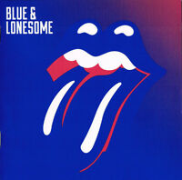 ROLLING STONES Blue & Lonesome 2016 12-track CD album NEW/UNPLAYED