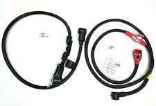 Forklift, Welding Battery Cable Set Positive/Negative 2/0 AWG 600V 8' 4'