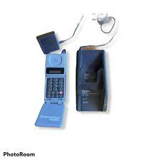 Vintage Motorola Digital Personal Communicator Flip Cell Phone