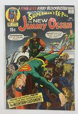 SUPERMAN'S PAL JIMMY OLSEN #134 DC Comics 1ST APPEARANCE OF DARKSEID Comic Book