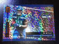 2019 Unparalleled DK Metcalf Rookie RC #249 Holo Foil Flight Prizm Seahawks