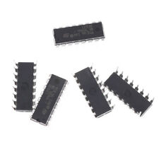 5PCS L293D L293 Push-Pull Four-Channel Motor Driver IC DIP-1 IHFR