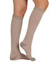 Juzo Silver Soft 2061 Knee Highs 20-30 mmHg Closed Toe Compression