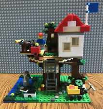 LEGO Creator 31010 Treehouse 3 in 1 With All Instructions And Minifigure