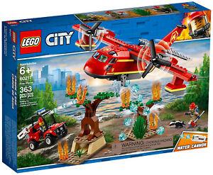 LEGO City 60217 - L'avion des pompiers (Fire Plane)