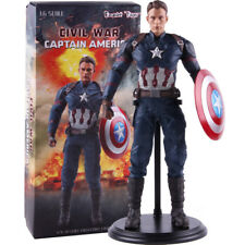 Captain America Civil War Empire Toys PVC Action Figure Collectible Model Toy