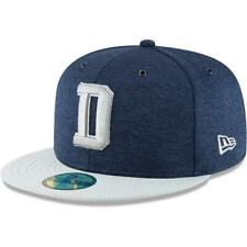 NEW ERA 59FIFTY FITTED CAP. ON FIELD SIDELINE DALLAS COWBOYS. RRP £32