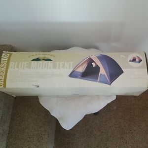 """Creekside Blue Moon 5 Person Tent 9' x 9' x 60"""" NEW"""