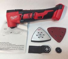 Milwaukee 2626-20 NEW M18 18V Cordless Lithium-Ion Multi-Tool - Bare Tool