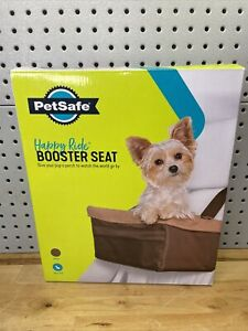 PetSafe Happy Ride Quilted Pet Booster Seat Supports Pets 12-25 LBS Like N E W