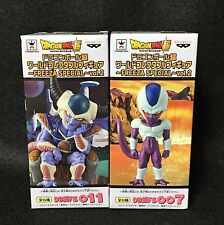 KING COLD & COORA Dragon Ball Z Kai Super World Collectable Figure BANPRESTO WCF