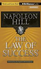 21 CD The Law of Success by Napoleon Hill (Unabridged)