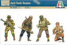 Italeri 1/72 (20mm) WWII Anti Tank Teams