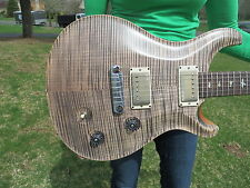 Prs Modern Eagle 1 NOS Brazilian Rosewood Neck Charcoal Double Cut Stoptail