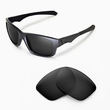 New WL Polarized Black Replacement Lenses For Oakley Jupiter Squared Sunglasses