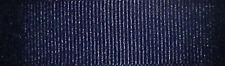 6mm Navy Blue Grosgrain Ribbon 20m Reel