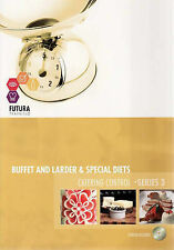 Buffet & Larder & Special Diets, Catering Control Series 3 Futura Training NEW