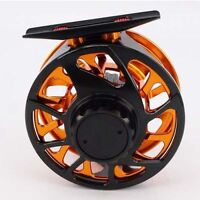 Aventik 5/7, 7/9, 9/11, 12/14 CNC Waterproof Nano Carbon Fly Fishing Reel