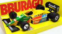 Burago 1/24 Scale Model Car B27C - F1 Benetton Ford - #20