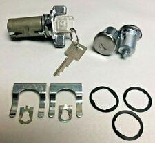 NEW 1979-1991 Chevrolet Caprice & Impala Ignition & Door lock set with GM Keys