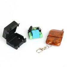 Trasmettitore telecomando + ricevitore 3AA RF 12v 10A relè 1CH RF wirelessWQI