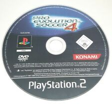 PRO EVOLUTION SOCCER 4 PES  - PlayStation 2 PS2 Play Station Game Bambini Gioco