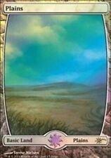 Plains - Full Art - Foil DCI Judge Promo, NM-Mint, English, MTG Promos MTG