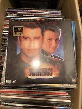 Broken Arrow Laserdisc LD englisch Operation